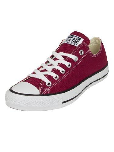 Converse Chuck Taylor All Stars OX Shoes 6 B(M) US Women / 4 D(M) US Men Maroon