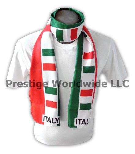 Italian Scarf Italy Soccer Italia