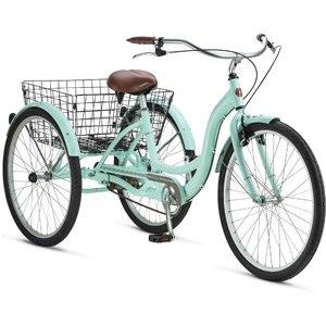 """Schwinn Meridian 26"""" Adult Tricycle green"""
