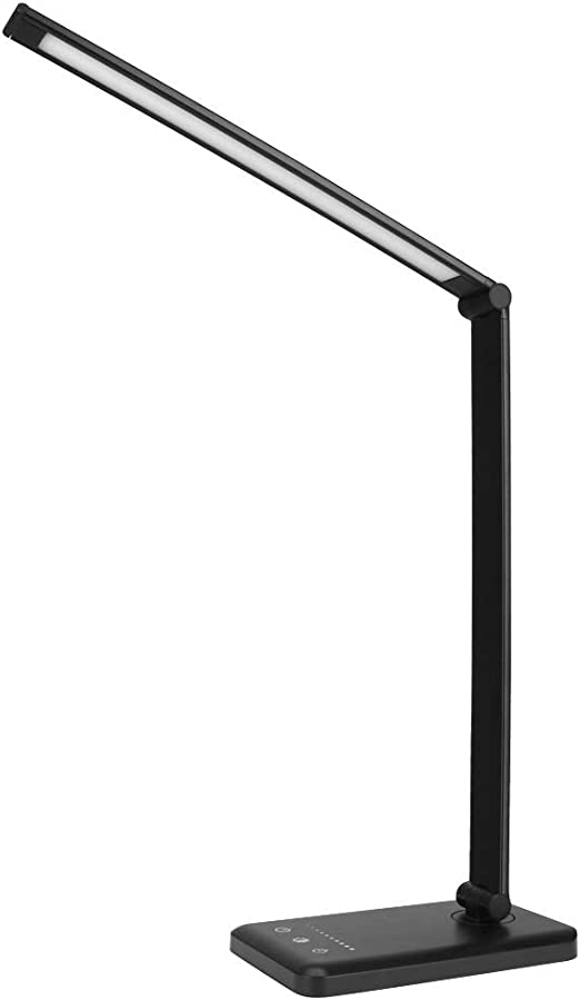 Creativo Escritorio de la lámpara LED, Eye-El cuidado de la ...