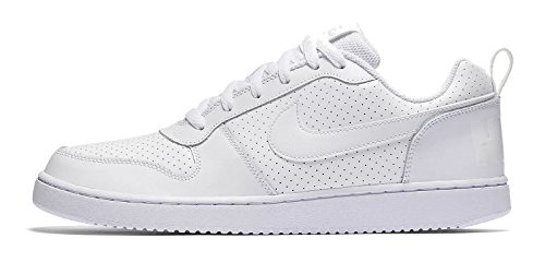 Basket Uomo Da Scarpe Low Court Borough Bianco Nike