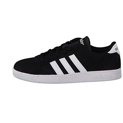 wholesale dealer e0158 00576 adidas Baseline K, Zapatillas de Deporte Para Niños Varios colores (Negro  (Negbas ...