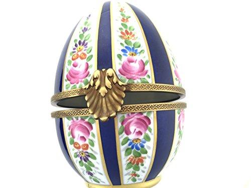 Limoges Faberge Egg