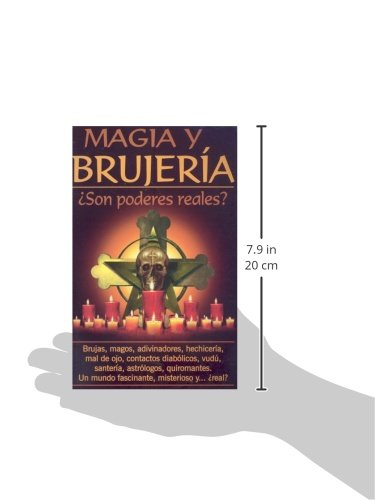 Magia y Brujería / Magic and Witchcraft (Spanish Edition ...
