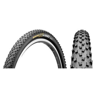 Continental X-King ProTection Mountain Bike Tire - Folding
