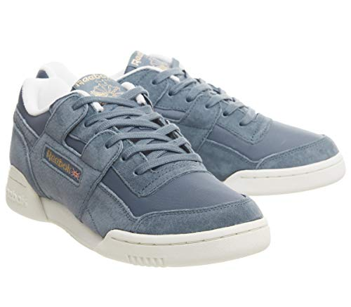 Da Slate Scarpe Reebok Donna vtg chalk Fitness Lo Plus 000 blue Workout Brass Multicolore rbk qvBvI