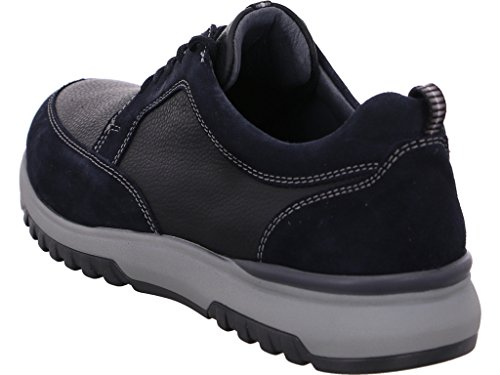 Homme Pour à Ville ocean Waldläufer Chaussures Lacets de deepblue Sw4zxn1qRW