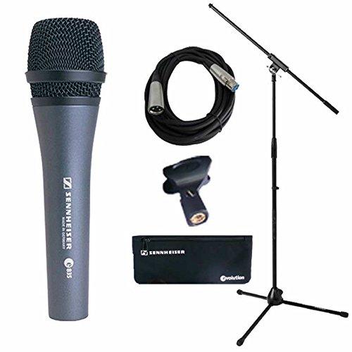 Sennheiser Dynamic Vocal Microphone Bundle
