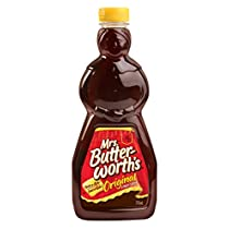 Mrs. Butterworths Syrup, Original, 710ml
