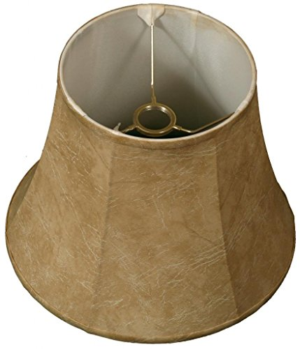 7.5 X 10.5 Light (Royal Designs Modified Bell Lamp Shade, Mouton, 7.5 x 12 x 9.5, UNO Floor Lamp)