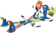 Hot Wheels, Pista Equilibrio Extremo, Mattel
