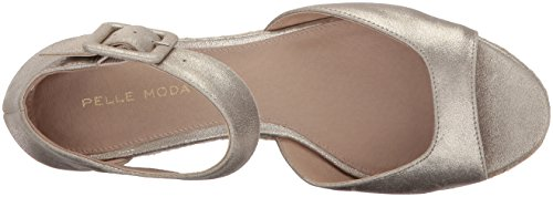 Pelle Kauai Moda Gold Women's Sandal MK Platinum Wedge rarqExO