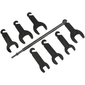 Amazon Com Lisle 43600 Universal Fan Clutch Wrench Set