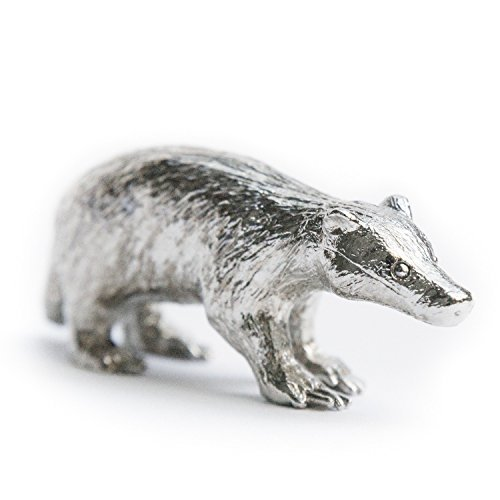 Badger Made in UK Artistic Style Animal Figurine Collection