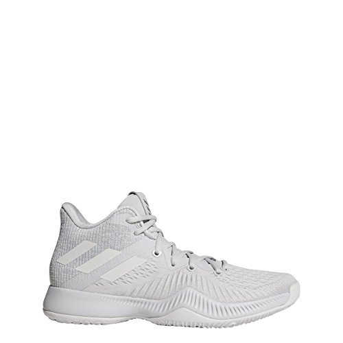 Adidas Mens Pazza Rimbalzo Scarpa Da Basket Lgsogr, Greone, Ftwwht