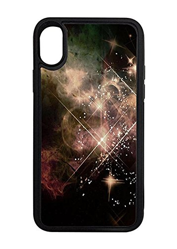 Hipster Sparkle Dandelion Best Case Protection Slim Fit iPhone Xs MAX 6.5 Inch - Sparkle Hipster