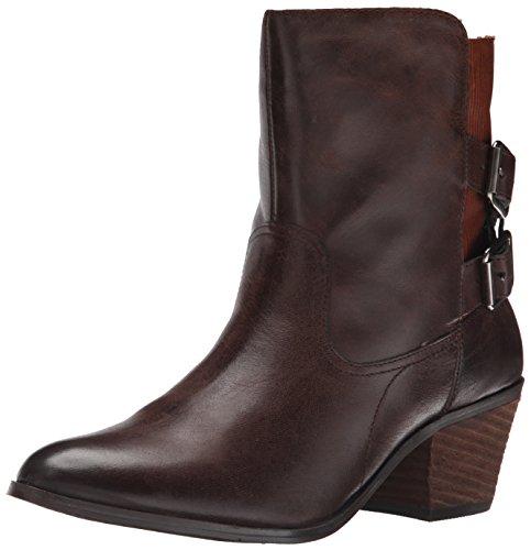 Miz Mooz Women's Cyprus Western Boot Brown 43OoxryH
