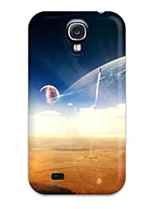 Galaxy S4 Case, Premium Protective Case With YY-ONE Look - Part Of Star Trek