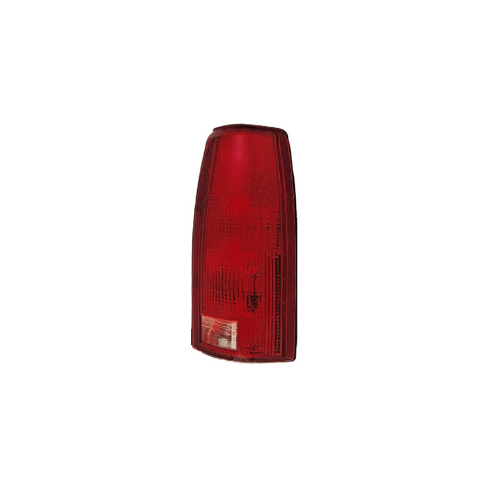 CHEVY/GMC TAHOE/YUKON/SUBURBAN/SIERRA/TRUCK CK RIGHT TAIL LIGHT LENS 92 02 HOT