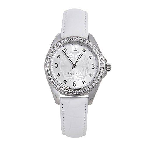 Esprit ES106482001 Ladies Silver Black Dolce Vita Deluxe Watch