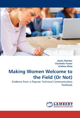 Making Women Welcome to the Field (Or Not): Evidence from a Popular Technical Communication Textbook