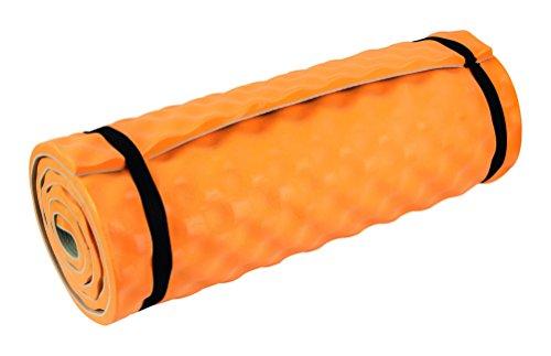 Highlander Isomatte Comfort Camper, Orange, 180 x 50 x 1.5 cm, SM117-OE