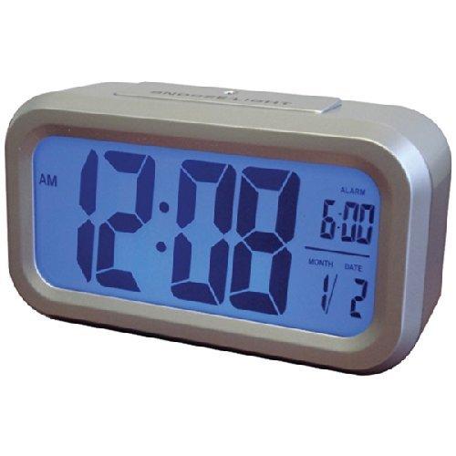 "Westclox Smart Backlight Alarm Clock ""Product Type: Clocks/C"