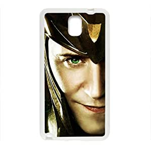 loki tom hiddleston Phone Case for Samsung Galaxy Note3