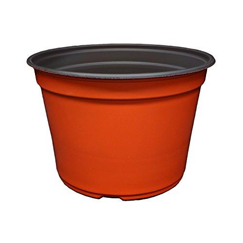 9 plastic pot - 9