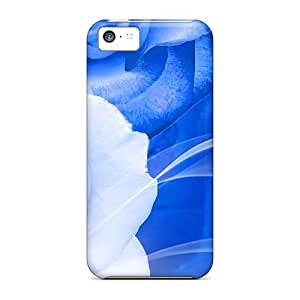 meilz aiaiFashionable Style Cases Covers Skin For ipod touch 4- Rose So Bluemeilz aiai