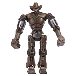 Amazon.com: Real Steel Figure Wave 2 Six Shooter: Toys & Games