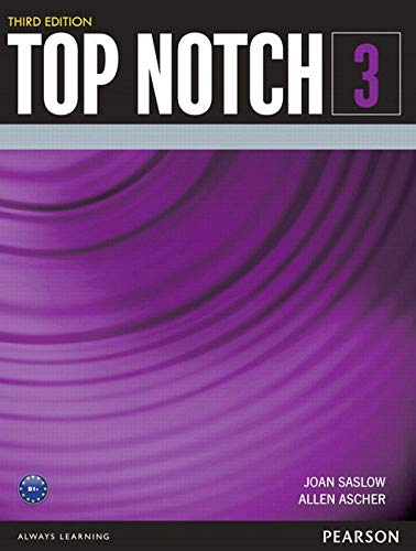 Top Notch 3 (3rd Edition)