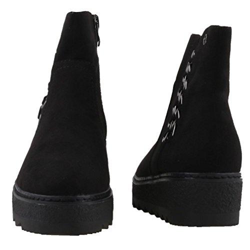 Botines Femme 21 Noir 25428 1 Black Tamaris x1EFaTwx