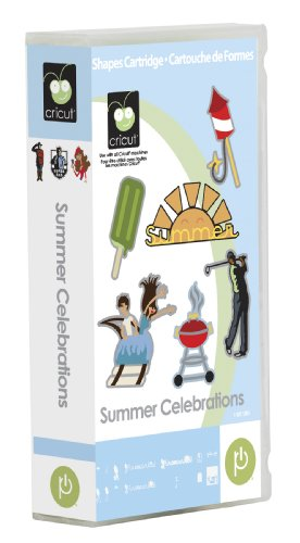 Cricut Summer Celebrations Cartridge by Cricut