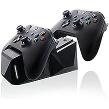 Carregador Duplo Nyko Para Xbox One C/2 Duas Baterias