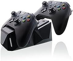 Carregador Duplo Nyko Para Xbox One C/ 2 Duas Baterias