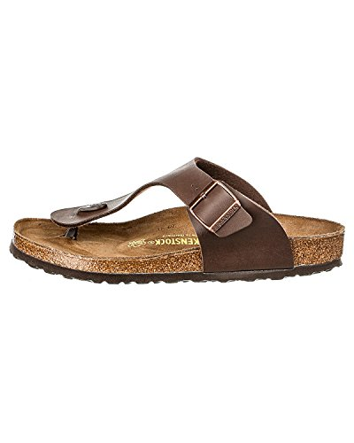 Birkenstock Men's 'Ramses' Sandals EUR 46 Dark brown by Birkenstock