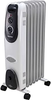Pelonis HO-0260 7-Fin Oil-Filled Electric Radiator Heater