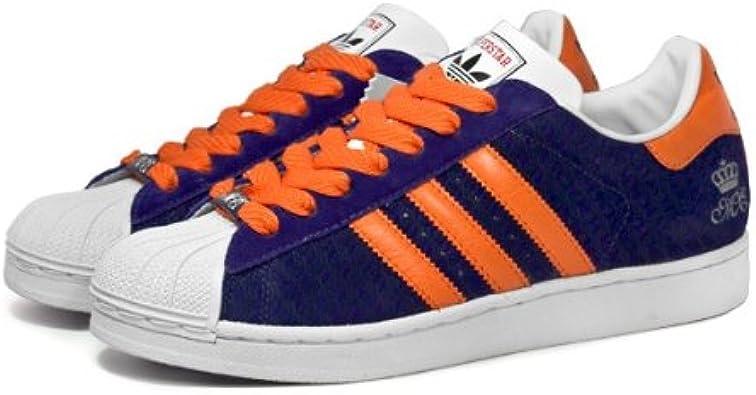 adidas superstar lila orange