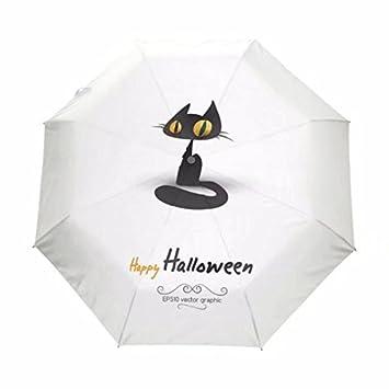 3 paraguas de viaje plegable anti UV sombrilla playa lluvia sol sombrinha 100% poliéster blanco