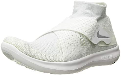 Nike Women's Free 4.0 Wolf Grey Running Shoes, Size 8