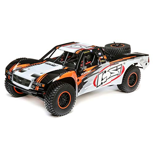 Losi Baja Rey: 1/10th 4wd Desert Truck Brushless BND, -