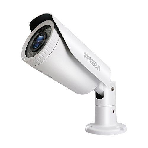 TMEZON OSD Menu AHD/TVI/CVI/VBS 960H Camera 2.0MP 1080P HD 4