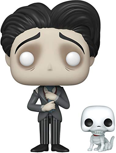 Funko- Pop Movies Corpse Bride-Victor Van Dort Figura Coleccionable, Multicolor (49045)