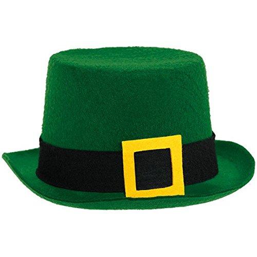 [St. Patrick's Day Top Hat] (St Patrick Saint Costume)