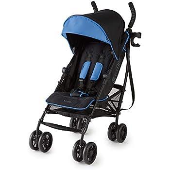 Amazon Com Summer 3dlite Convenience Stroller Blue