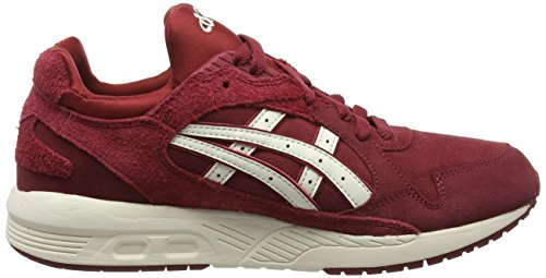 burgundy White Adulto Unisex Zapatillas slight Xpress Gt Rojo Asics cool x0wCSfzqw