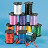Curling ribbon assortment 60FT rolls (1 Dozen) – Bulk, Health Care Stuffs