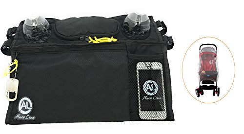 Adjustable Stroller Handle Extensions - 1