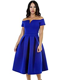 Lalagen Women's Vintage 1950s Party Cocktail Wedding...
